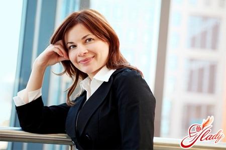 красивый имидж деловой женщины