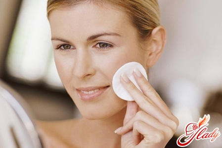 как ухаживать за кожей лица