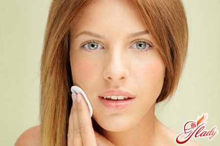 как сделать кожу лица чистой правильно