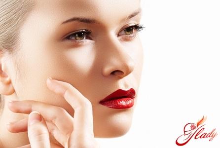 как сделать кожу лица чистой