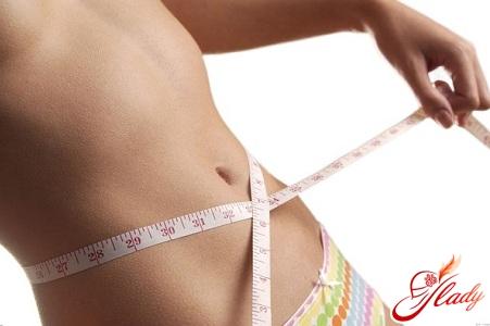 как согнать жир с живота женщине