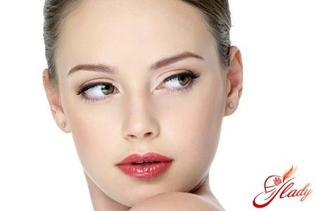 правильный макияж для больших глаз