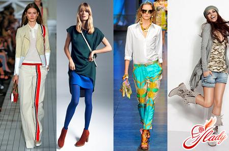 подростковая мода 2013