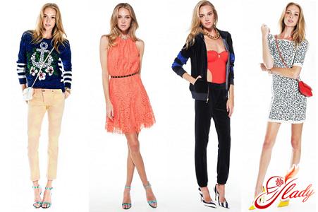 современная подростковая мода для девочек