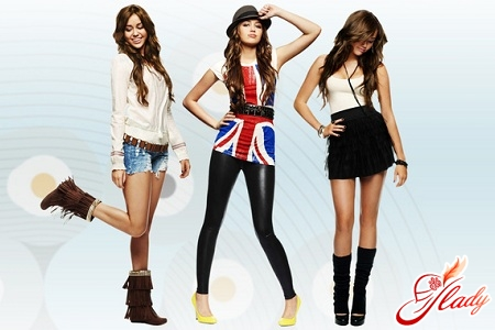 мода для подростков девочек