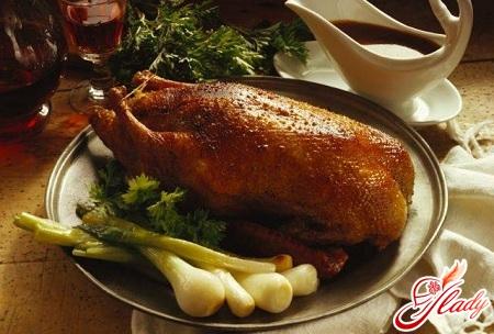 вкусная утка с картофелем рецепт