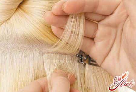 сколько носят нарощенные волосы