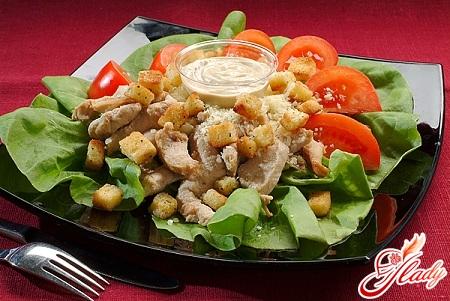 """Соус для """"Цезаря"""" с креветками: изысканная кухня в вашем доме"""