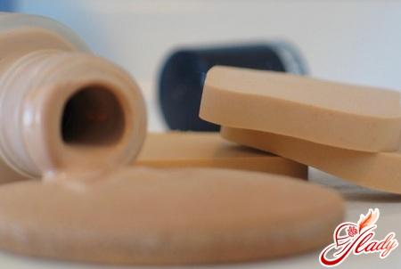 правильный тональный крем для сухой кожи