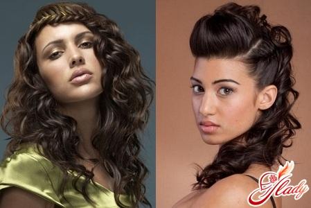 Вьющиеся волосы уложить за 60 секунд