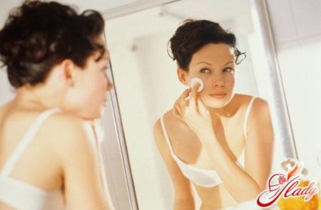 правильный уход за кожей лица в домашних условиях