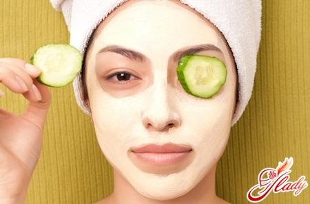хороший уход за кожей лица в домашних условиях