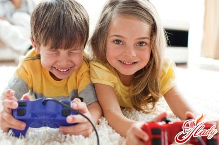 мини игры детские