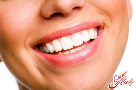 средства для отбеливания зубов