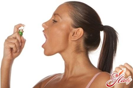как устранить запах изо рта надолго