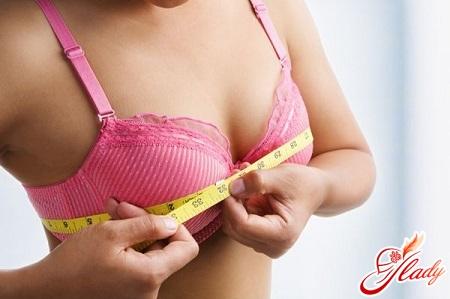 как визуально увеличить грудь