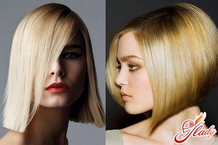 модные укладки для средних волос