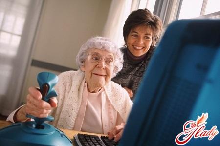 проблема одиночества пожилых людей