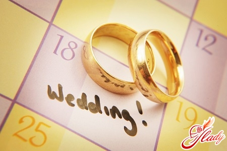 пошаговая подготовка к свадьбе от а до я