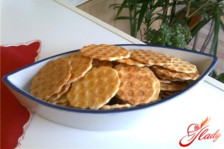 вкусный рецепт вафель для советской вафельницы