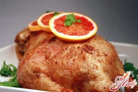 рецепты запеченной утки
