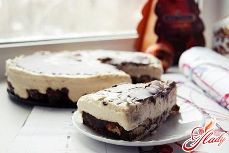 торт из печенья рецепт