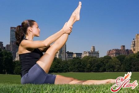 правильные упражнения для красивых ног