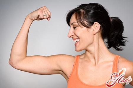 правильные упражнения для рук без гантелей