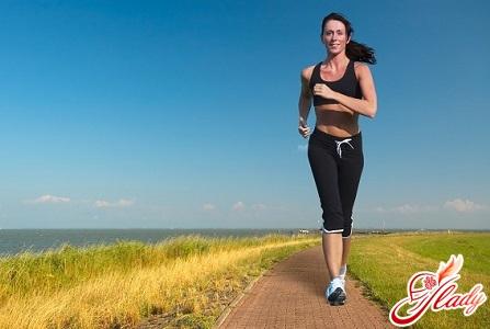 правильные упражнения для сжигания жира на животе