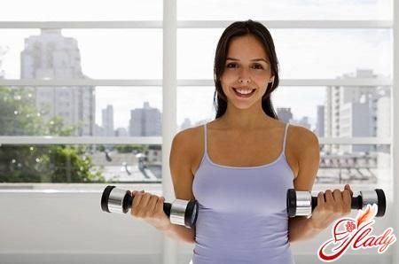 упражнения для бюста