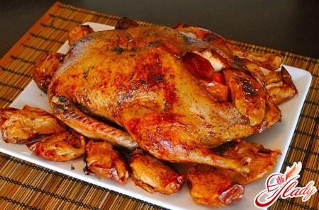 рецепт приготовления утки в мультиварке