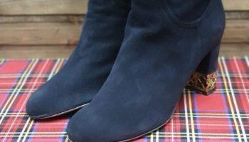 Как правильно ухаживать за обувью из нубука?