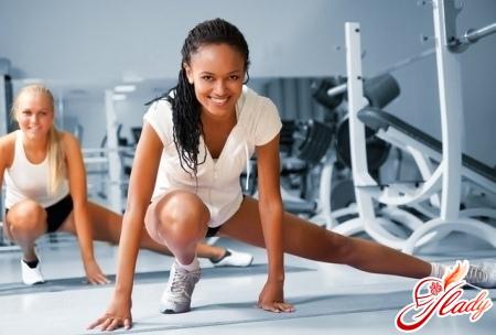 уменьшить объем ног
