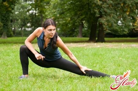 какие делать упражнения чтобы похудели ноги