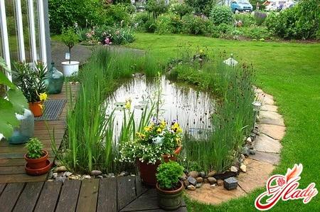 уютный сад своими руками