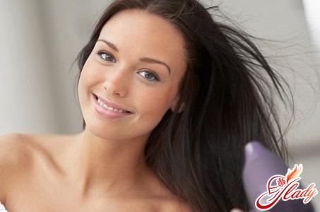 Спреи для волос в домашних условиях