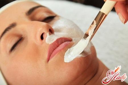 маска для лица в домашних условиях для сухой кожи