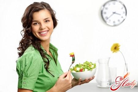 полезные основы правильного питания
