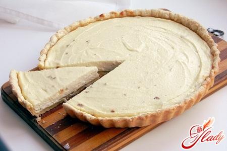 пирог из сметаны и творога
