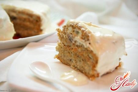 Торт со сметаной рецепт