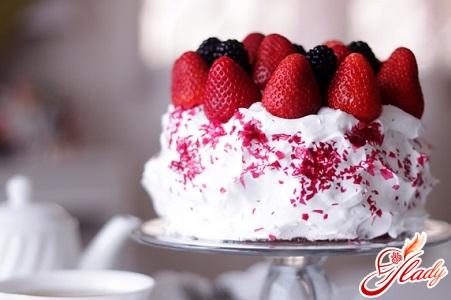 крем сметанный для торта