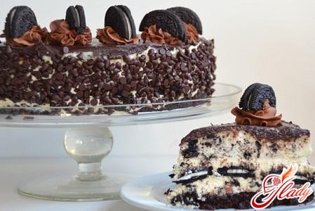 торт сметанник рецепт со сгущенкой