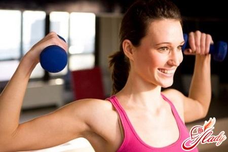 правильные упражнения для укрепления мышц рук