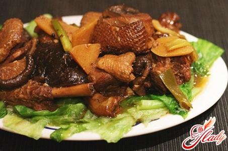тушёная утка рецепт с фото