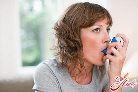 бронхиальная астма атопическая форма