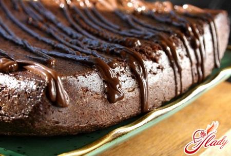 быстрый рецепт шоколадного торта