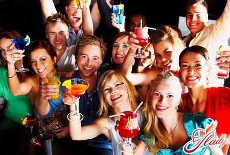 как устроить дома вечеринку
