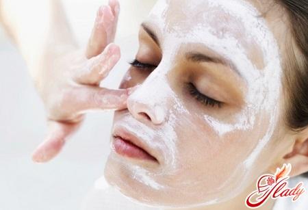 освежающая коллагеновая маска для лица