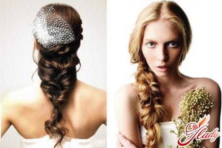 способы плетения косичек из волос