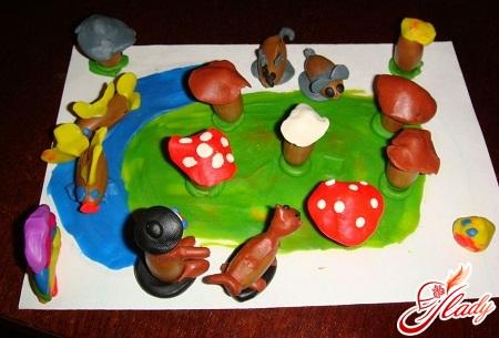поделки для детского сада своими руками